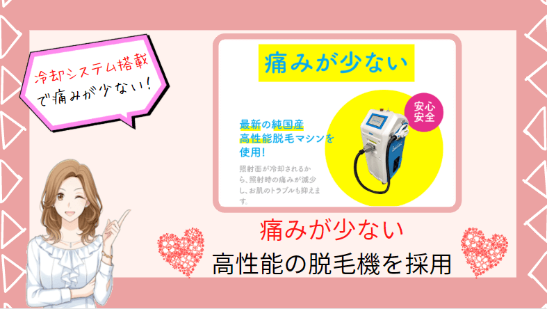 キレイモ魅力5