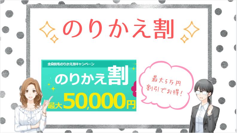 恋肌キャンペーン3