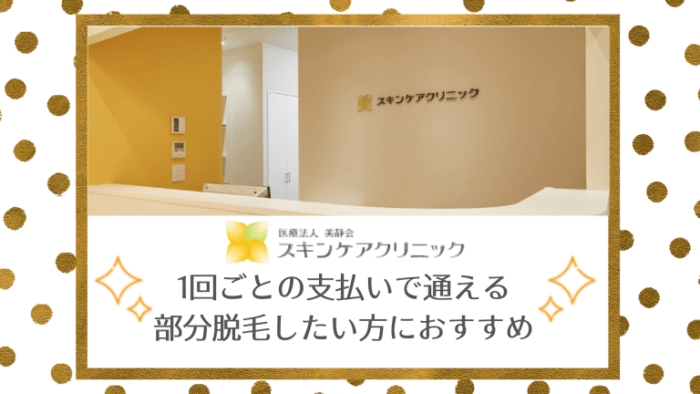 スキンケアクリニック紹介画像