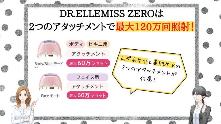 DR.ELLEMISS ZERO魅力3