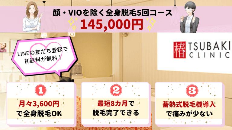 椿クリニック心斎橋紹介画像