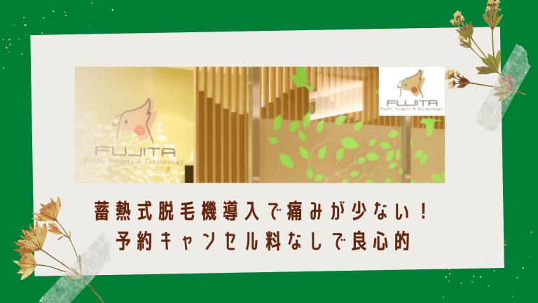 ふじた形成外科・皮膚科紹介画像