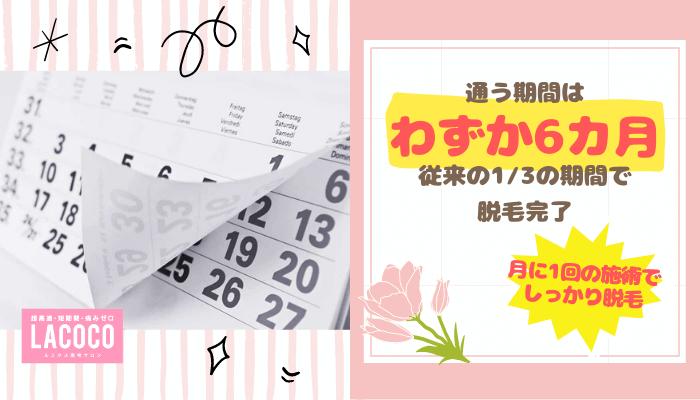 ラココ静岡モディ店特徴2
