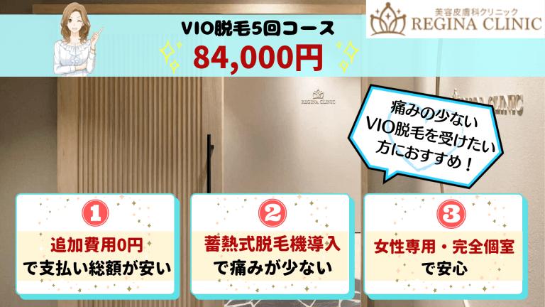 レジーナクリニック四条・烏丸VIO紹介画像